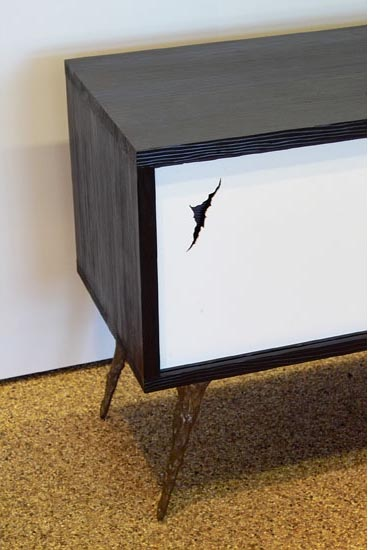 Burnt Credenza in main home furnishings  Category