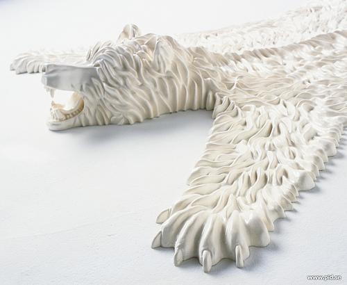 Eelko Moorer Bearskin Rug in main home furnishings  Category