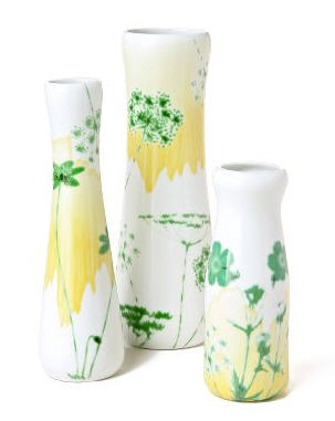 Hazy Meadow Vases