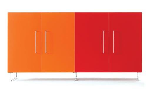 Vibrant Cabinets