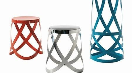 Ribbon Stools