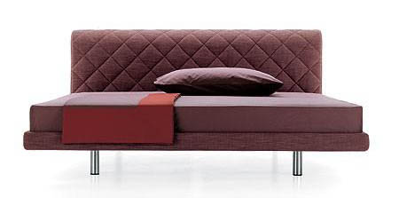 Zanotta Impero Bed