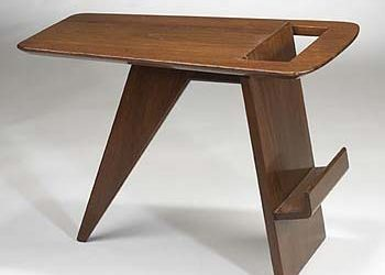 Jens Risom Magazine Table