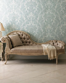 Glamourousness in home furnishings  Category