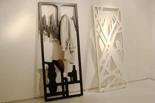 I Need a Coatrack: &design