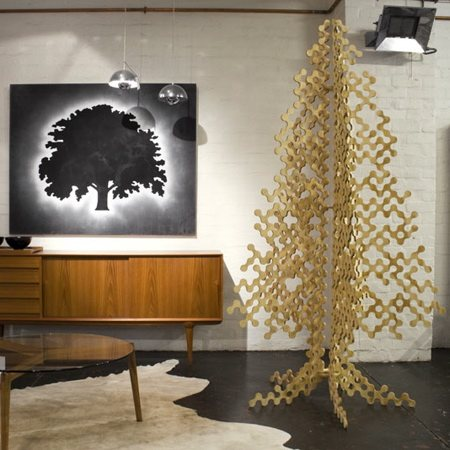 Plywood Christmas Tree in home furnishings  Category