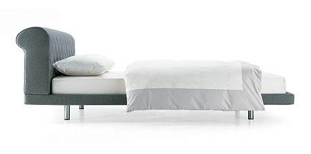 Zanotta Impero Bed in main home furnishings  Category