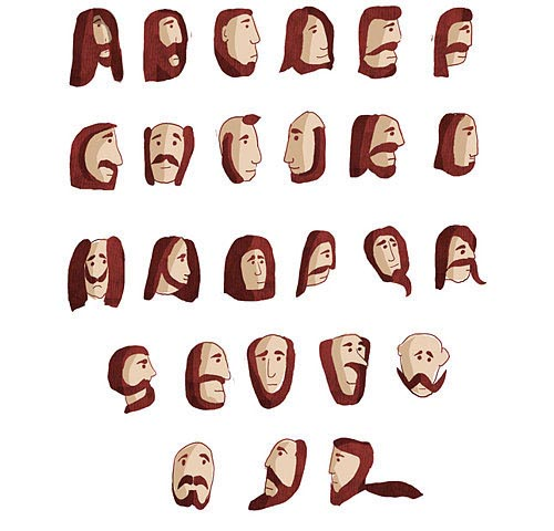 Beard Font