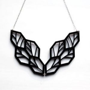 Brevity Leaf Necklace