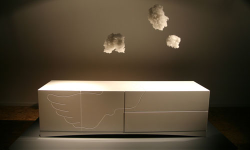 The Angel Credenza