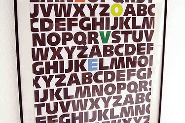 ABC LOVE Poster