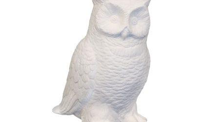 Owl Lamp