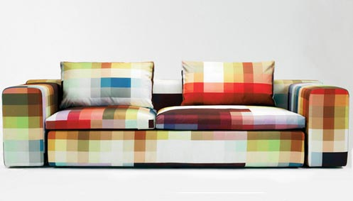 Pixel Couch