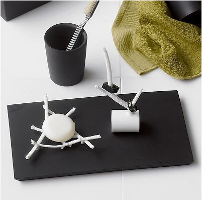 Tree Soap Dish and Ring Holder