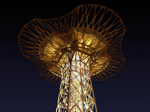 Serero Eiffel Tower Observation Deck