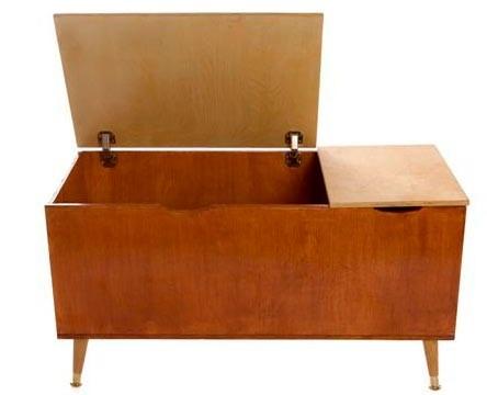 modern toy box plans