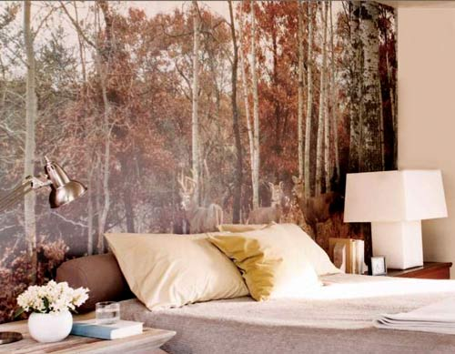Wall Murals Are Making Their Way Back