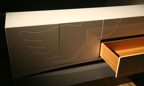 The Angel Credenza in home furnishings  Category