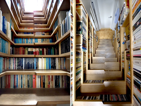 Nerd Stairs in architecture  Category