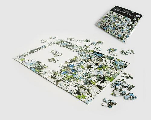 A Puzzle Puzzle