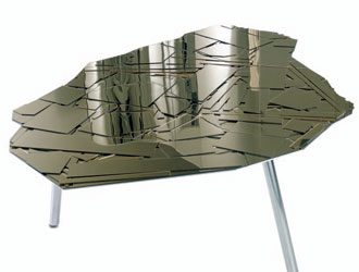 Brasilia Table