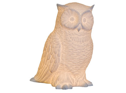 Owl Lamp in main home furnishings  Category