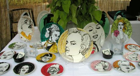 Pearl Bell Tableware