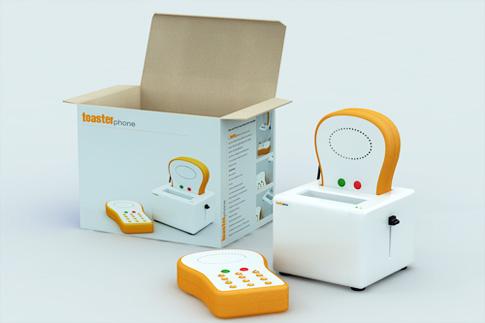 Toaster Phone