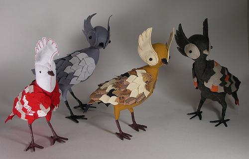 Birds By Abbyjane
