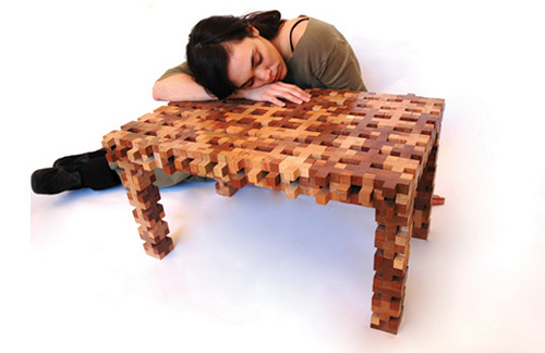 Tetris Table