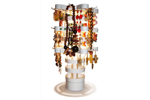 The Jewellery Lamp