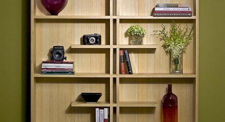 Kumiko Bookshelf