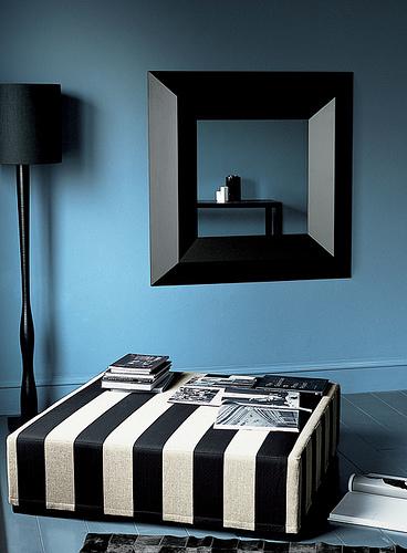 Upholstered Coffee Table - Usona