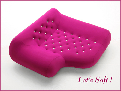 Lets Soft! in home furnishings  Category