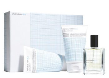 Space NK Mens Packaging