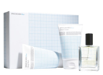 Space NK Mens Packaging in art  Category