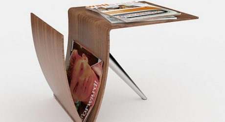 Jason Kent's Magazine Table