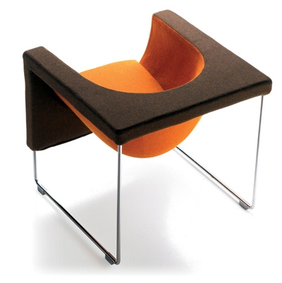Nube Chair by Jesus & Jon Gasca
