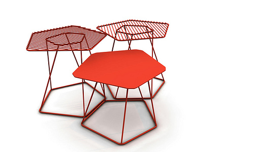 Tectonic Tables in home furnishings  Category
