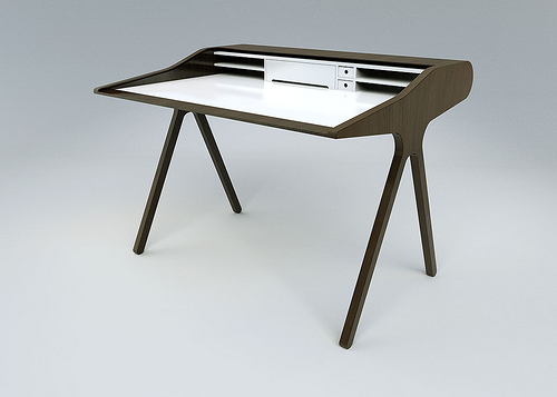 Laptop Mesa - Pieter Maes for Brastilo