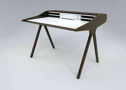 Laptop Mesa - Pieter Maes for Brastilo