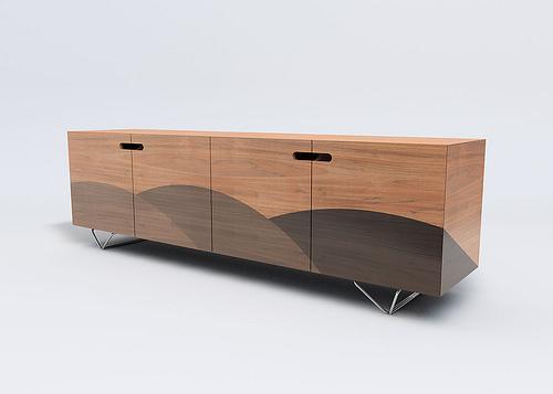 Serra Cabinet  - Pieter Maes for Brastilo