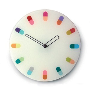 Pill Clock in home furnishings  Category