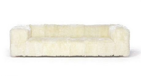 Barbarella Sheepskin Sofa
