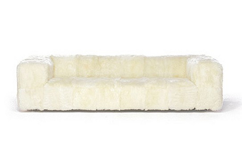 Barbarella Sheepskin Sofa