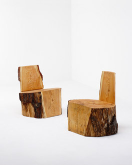 Seats designed by David Dahlhaus Mora