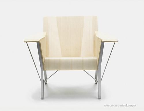 """The HABâ""""¢ Chair - nienkamper"""