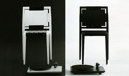 Designed by Riccardo Giovanetti for Montina