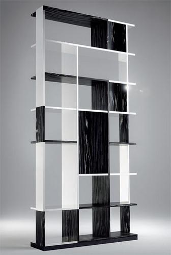 Sudoku Bookshelves - Horm