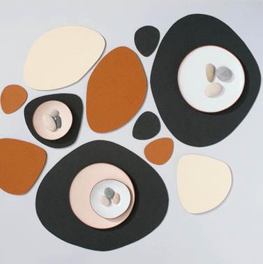 Kivi Placemat Designs
